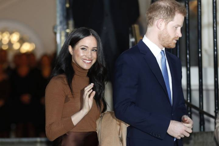 Photo of Meghan Markle's estranged father accuses her of 'cheapening' royal family