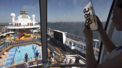 Photo of Royal Caribbean cancels 3 cruises on China-based ship amid coronavirus outbreak
