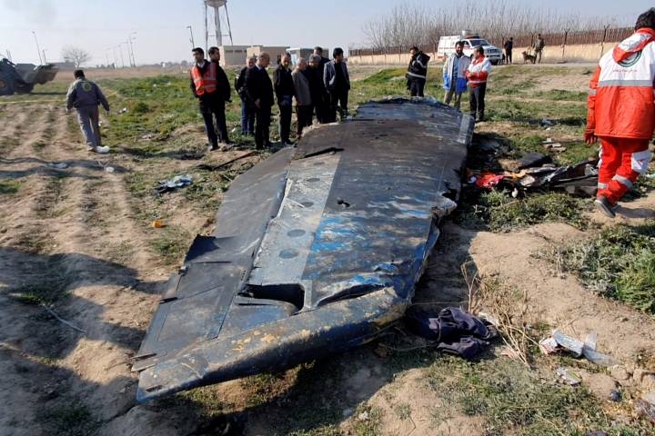 Photo of Ukraine to push for downed plane's black boxes during meeting with Iranian minister
