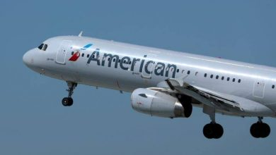 Photo of Pilots, flight attendants file lawsuit to get American Airlines to halt China flights