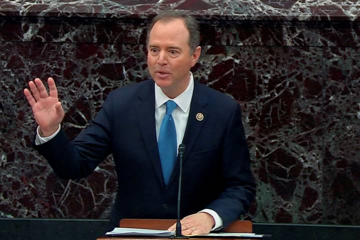 Photo of Trump impeachment trial: Democrats to make final opening arguments on 3rd day