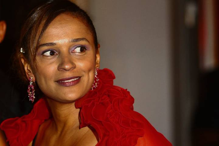 Photo of 'Africa's richest woman': Daughter of former Angola president accused of corruption