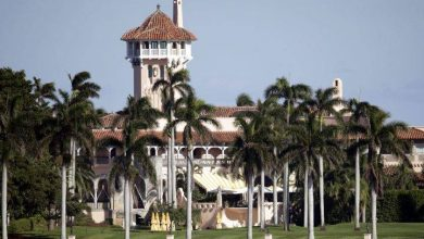 Photo of Officers shoot at vehicle that breached security at Trump's Mar-a-Lago resort