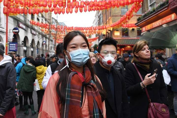 Photo of Worldwide Lunar New Year celebrations scaled back as new coronavirus spreads