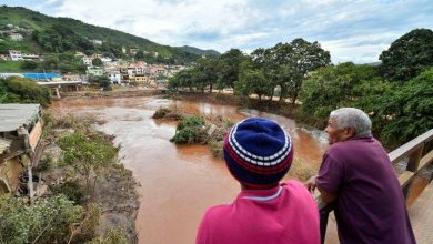 Photo of Over 30,000 displaced as flooding, heavy rains sweep across southeast Brazil