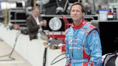 Photo of Race car driver John Andretti dead at 56