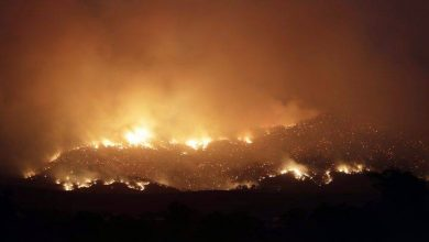 Photo of Australian capital Canberra declares state of emergency over erratic wildfire