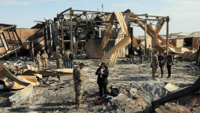 Photo of 64 U.S. servicemen suffer brain trauma after Iranian attack – Pentagon