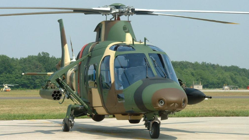 Photo of Insurgency: Nigeria takes delivery of fighter helicopters