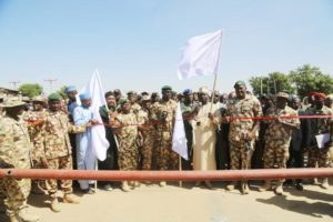 Photo of Army reopens Maiduguri-Damboa road, assures users of safety