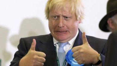 Photo of Boris Johnson celebrates Brexit Day with tax cut
