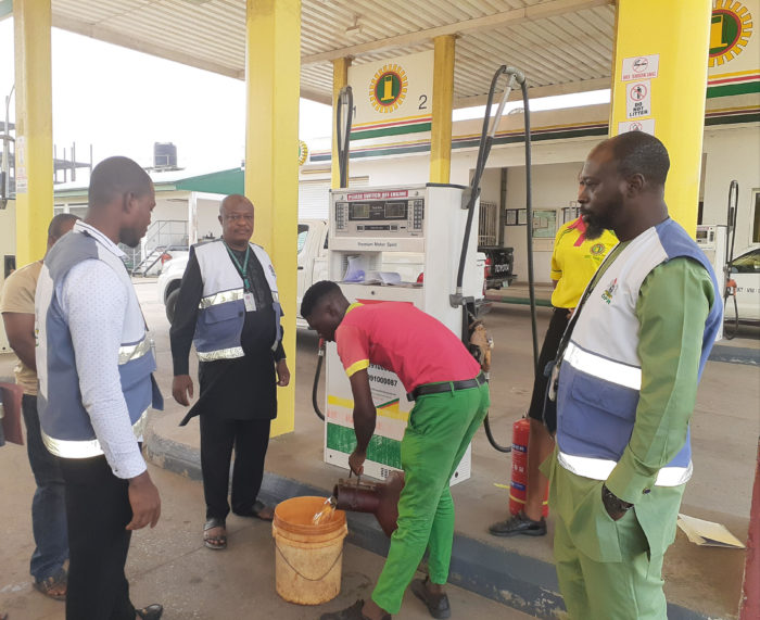 Photo of DPR seals five petrol, gas stations in Kogi for cheating