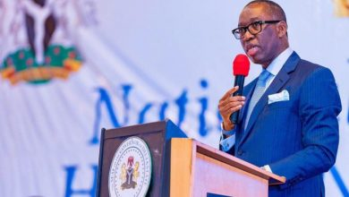 Photo of Okowa affirms administration's commitment to selfless service