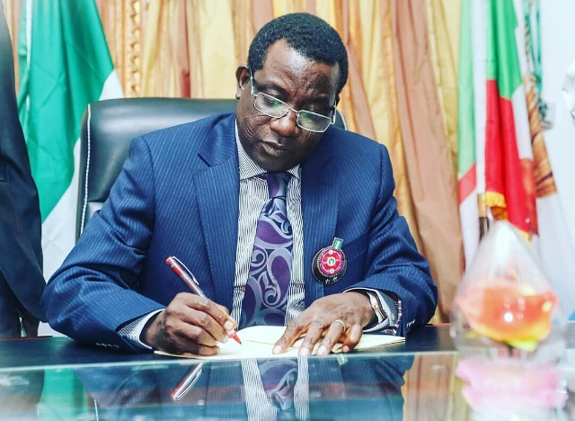 Photo of Gov. Lalong approves housing layouts for servicemen