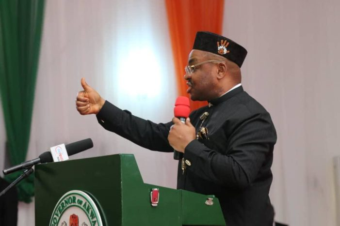 Photo of A/Ibom Labour hail Gov. Udom as minimum wage agreement reached