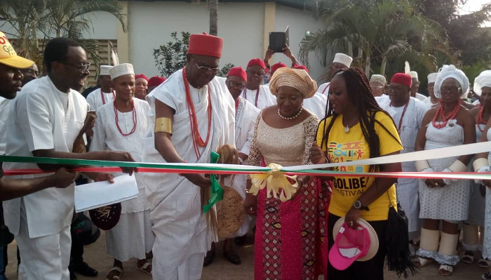 Photo of Obi of Onitsha inaugurates 2nd edition of Golibe festival