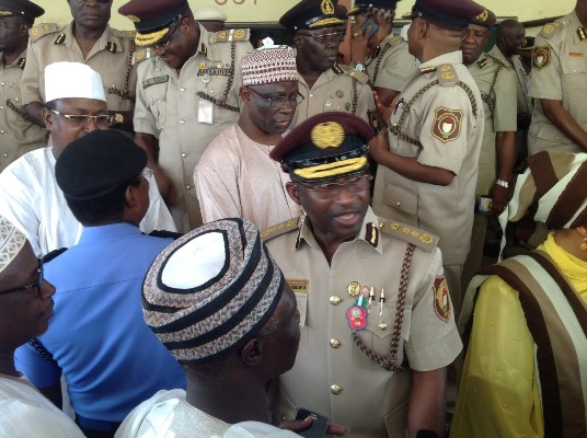 Photo of NIS rescues 9 girls being trafficked to Lebanon, Dubai, others