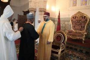 Photo of King of Morocco confers honour on Nigerian in Rabat