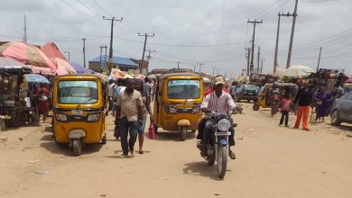 Photo of Lagos bans commercial motorcyclists, tricycles