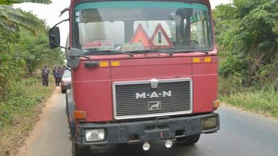 Photo of Truck crushes 10-year old girl to death in Ondo