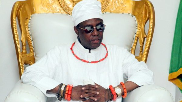 Photo of Edo Politics: Oba of Benin leads prayers for state
