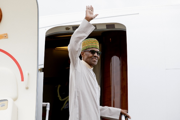 Photo of Buhari departs Abuja for London ahead of UK-Africa Investment Summit
