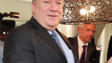 Photo of Reporter barred from Mike Pompeo trip over interview