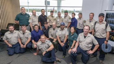 Photo of Albertans return from battling fires in Australia: 'I don't think it's easy for people to comprehend'