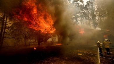 Photo of Australian wildfires expected to intensify after impending heatwave, authorities say