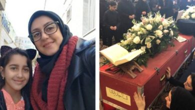 Photo of 'This is unbearable:' Mother, daughter killed in Iran plane crash put to rest in Canada