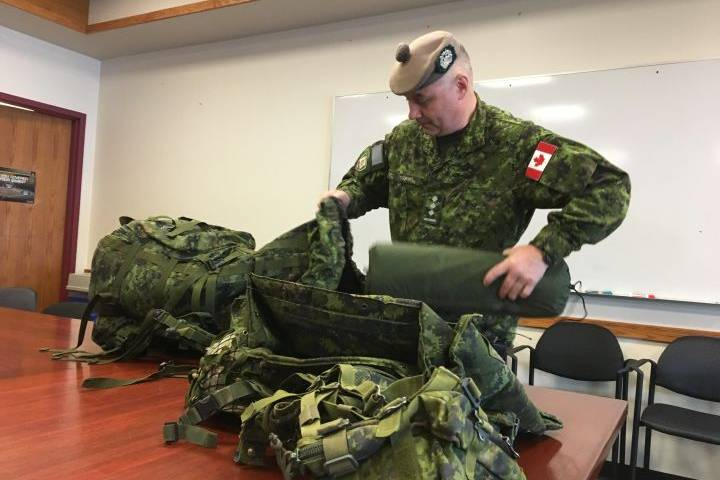 Photo of Calgary soldiers 'absolutely stoked' to be joining NATO forces in Latvia