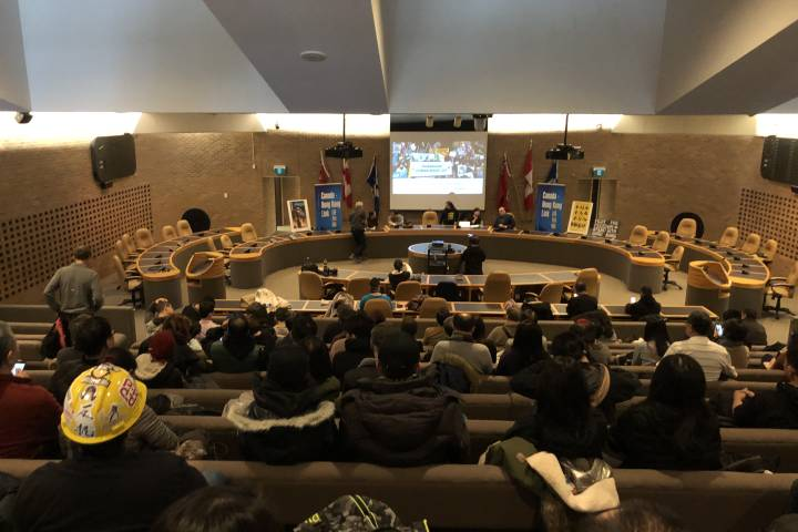 Photo of Toronto rally calls for sanctions against Chinese regime