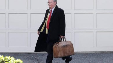 Photo of Bolton's former GOP colleagues nervous as he prepares to reveal his White House days