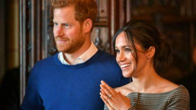 Photo of Prince Harry and Meghan Markle invited to call Okotoks home