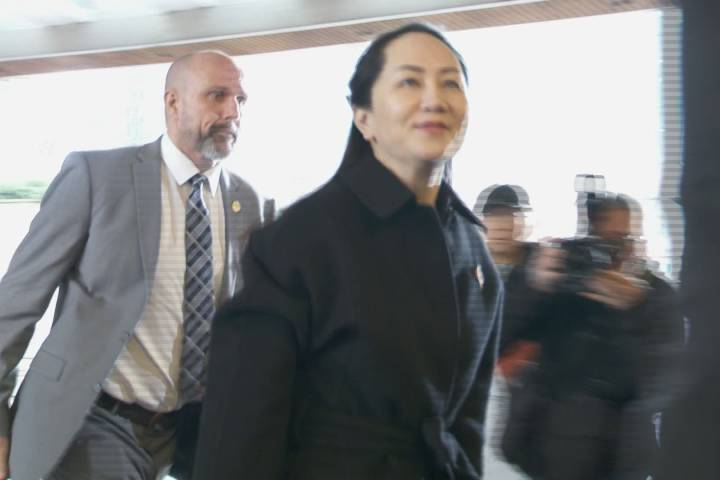 Photo of Meng Wanzhou extradition: Lawyers for Canada's attorney general to begin arguments