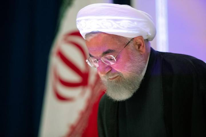 Photo of Iran will never seek nuclear weapons 'with or without' deal, president says