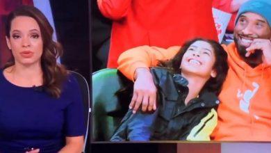 Photo of #GirlDad: Tearful ESPN anchor shares memory meeting Kobe Bryant