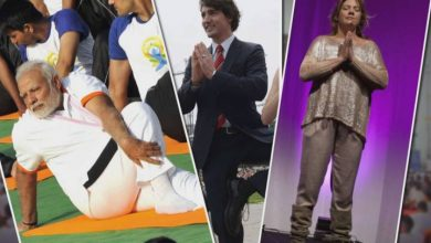 Photo of The 'Yoga Summit' that never was: Trudeau and Modi planned to stretch together in India