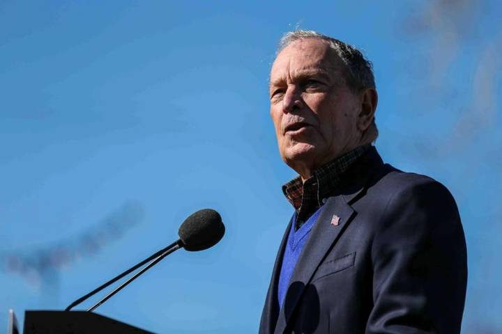 Photo of Democrat presidential candidate Bloomberg vows to narrow wealth gap for Black Americans