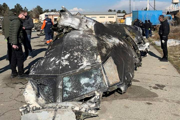Photo of Iran says dual citizens killed in plane crash to be treated as Iranian citizens