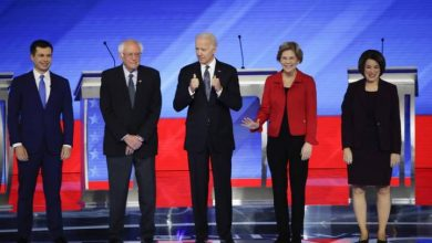 Photo of Democratic presidential hopefuls to make final push in New Hampshire before primary