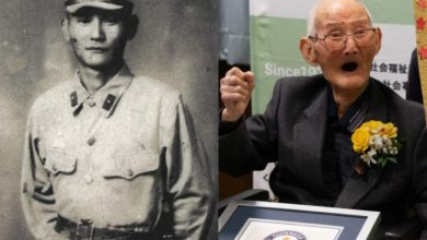 Photo of 112-year-old dies weeks after being named world's oldest man by Guinness World Records
