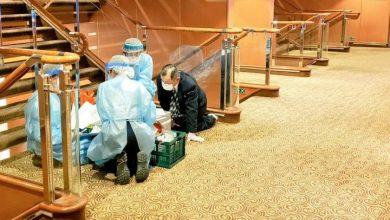 Photo of Quarantined at sea: Inside the Japanese cruise ship locked down for coronavirus