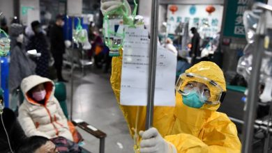 Photo of Baby born in Wuhan tests positive for coronavirus: Chinese state media