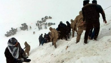Photo of Death toll rises to 13 as Turkey hit by 2nd avalanche