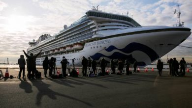 Photo of 'A perfect setup': Virus outbreaks common on cruise ships, experts say