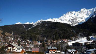 Photo of 5 U.K. citizens contract coronavirus at French ski resort