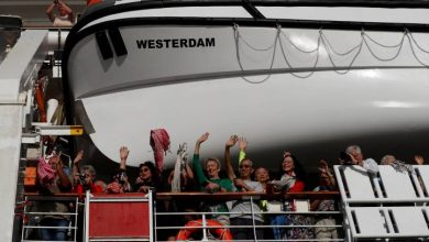 Photo of MS Westerdam passengers describe 'best cruise ever' despite COVID-19 fears