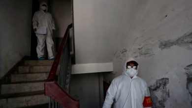 Photo of China has yet to reach 'turning point' in coronavirus fight, officials say
