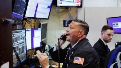 Photo of Dow Jones sinks nearly 1,200 points amid coronavirus worries